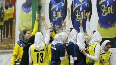 Photo of سومی نامی نو در لیگ برتر بسکتبال بانوان