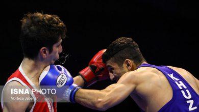 رضایی، تنها نماینده بوکس خوزستان در گزینشی المپیک