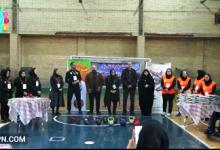 Photo of دومین مسابقه پاراکتل بل (کتل بل معلولین) استان تهران در مجموعه ورزشی ۲۲ بهمن برگزار شد