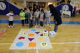 ولین فستیوال ورزش، بازی و حرکت در جزیره کیش برگزار شد