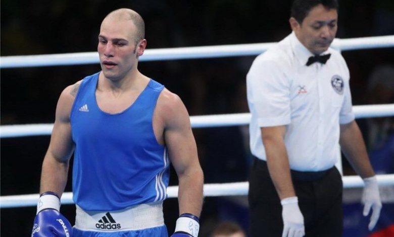 کاپیتان تیم ملی بوکس ایران حضور در المپیک را از دست داد