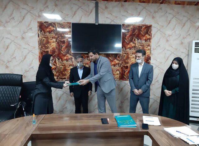 انتصاب سرپرست جدید معاونت ورزش بانوان خوزستان